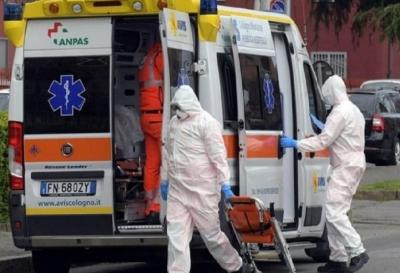 За последние сутки в Италии погибло 1568 человек от коронавируса