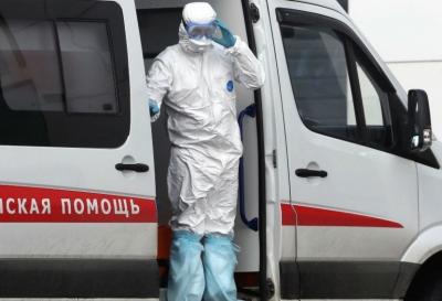 В России выявлено рекордные 771 случай заболевания коронавирусом