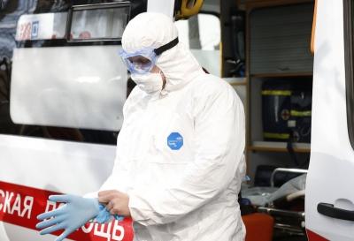 В России 2558 новых случаев заболевания коронавирусом