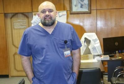 Главный врач больницы в Коммунарке вылечился от коронавируса