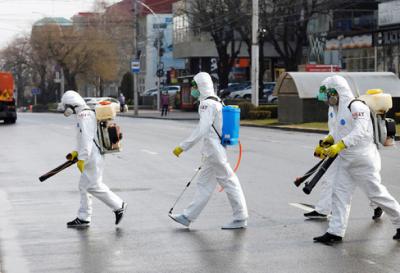 Коронавирус в России – ситуация на 2 ноября 2020