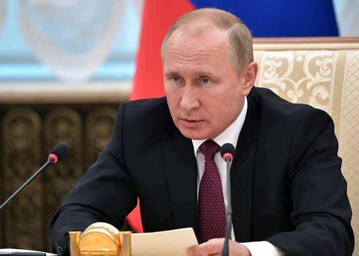 Владимир Путин рассказал о планах вакцинации