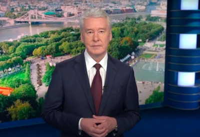 Собянин: пандемия в Москве идет на спад
