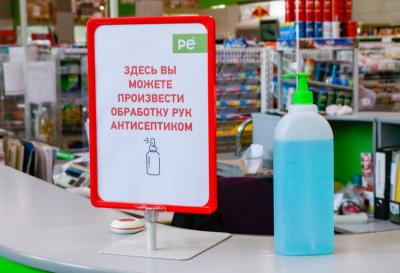 Есть ли риск заразиться COVID-19 в торговых центрах