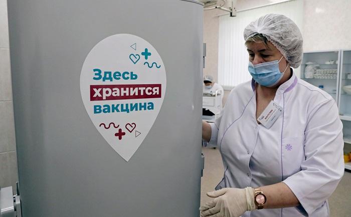 Хранение вакцины