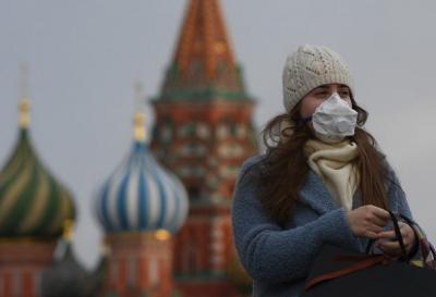 В Москве зафиксирован стремительный спад инфицирования ковидом