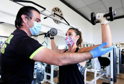 Разрешены ли занятия спортом при бессимптомном коронавирусе