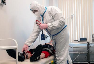 Коронавирус в России – ситуация на 10 апреля 2021