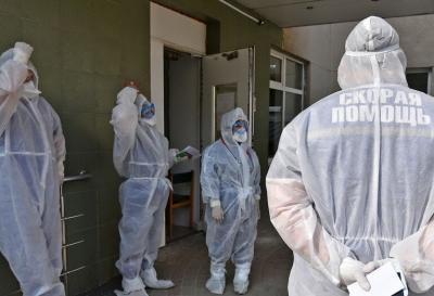 Коронавирус в России – ситуация на 11 апреля 2021