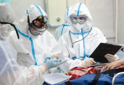 Коронавирус в России – ситуация на 16 апреля 2021