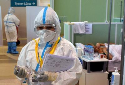 Коронавирус в России – ситуация на 6 апреля 2021