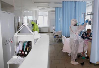 Коронавирус в России – ситуация на 5 мая 2021