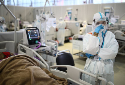 Коронавирус в России – ситуация на 8 мая 2021