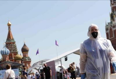 Коронавирус в России – ситуация на 14 июля 2021