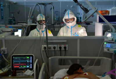 Коронавирус в России – ситуация на 15 июля 2021