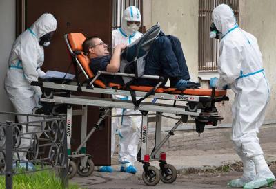 Коронавирус в России – ситуация на 18 июля 2021