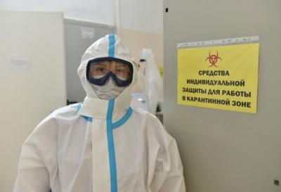 Коронавирус в России – ситуация на 12 августа 2021