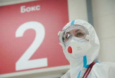 Коронавирус в России – ситуация на 13 августа 2021